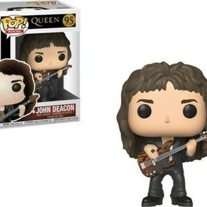 Queen John Deacon Funko Pop! Figure #95